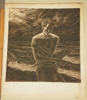 Baja Benedek (1893-1953) : Sötét vizek partján