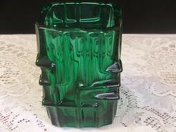 Vladislav Urban Cseh art deco művészi üveg váza