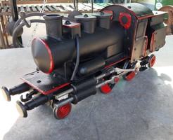 Mozdony ,vasút  ,vonat ,máv  makett   modell  100.000 forint