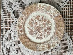 Fischer Johanna lapos tányér