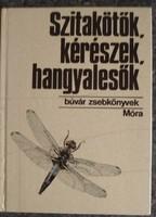 Búvár zsebkönyvek: szitakötők, kérészek, hangyalesők