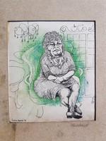 Farkas Beatrix: Illusztráció, vegyes technika