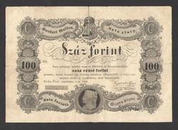 100 forint 1848.  RITKA!!