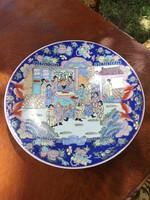 Antik Kínai tányér hagyatékból.