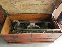 Régi népi régiségek eszközök