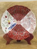Antik Meisseni tányér!! Ritka!