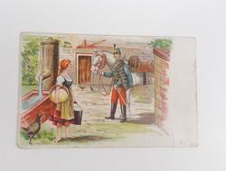 Első világháborús levelezőlap eladó