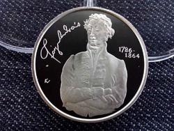 Fáy András halálának 150. évfordulójára .925 ezüst 5000 Forint 2014 PP BP/id 9419/