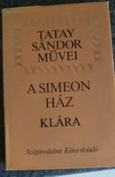 Tatay: A Simeon-ház Klára