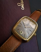 Omega De Ville Chronometer karóra