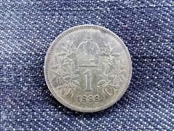 Ausztria ezüst 1 Korona 1898/id 9363/