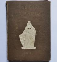 Budapest album-naptára az I.vh. idejéből. 1914.
