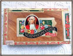Schimmelpenninck V.S.O.P fa szivaros doboz 1.