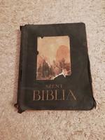 Szent Biblia - Újszövetségi szentírás - Palladis R. T. kiadása