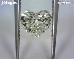 Szív Brill & Gyémánt Ritkaság Csere Is LEÁRAZVA !