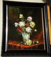 Fratuli jelzéssel, 1935 : Virágcsendélet