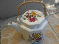 Porcelán teáskanna - kancsó -