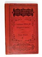 Csokonai Vitéz M munkái , 1900
