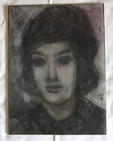 Abonyi Arany Margit: Női portré