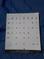 SPORT HAJÓZÁS kézikönyv vitorlázás és kishajó könyv