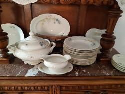 KPM Friderika porcelán(1935-45)étkészlet