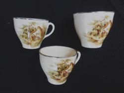 Alfred Meakin angol fajansz teás csészék