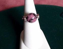 Relo Austria modernista 925 ezüst gyűrű