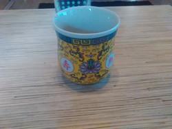 Chinai porcelán bögre