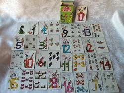 Retro  kártya