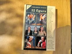 32 figura - A sakk regénye : Farkasházy Tivadar (újszerű)