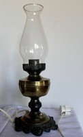 Elektromos petróleum lámpa