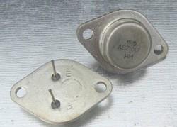 Új Tungsram TO3-as ASZ1017 germánium tranzisztor - VINTAGE - régi rádióalkatrész