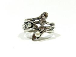 Ezüst gyűrű (Kecs-Ag79431)
