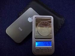 200g/0,01g pontosságú digitális mini mérleg tokkal és elemmel/id 10248/