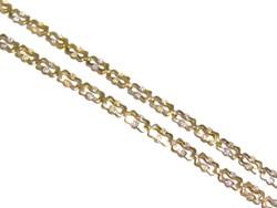Arany női nyakék (D25-Au81339)