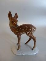 Aranyos Volkstedt őzike,őz,Bambi