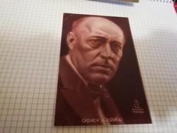 Nagyon ritka lap gyűjteményből 32 Odry Árpád