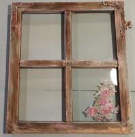 Antik ablakkeret kb 40 cm