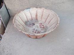 Régi kuglófsütő,kuglóf forma