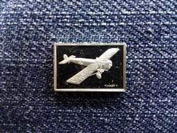 USA Franklin Repülős Mini-Ingot Gyűjtemény Fokker E .925 ezüst 1979/id 10100/