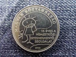 15 éves a Nemzetközi Gyermekmentő Szolgálat 50 Forint 2005 BP BU/id 10213/