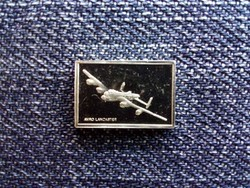 USA Franklin Repülős Mini-Ingot Gyűjtemény Avro Lancaster .925 ezüst 1979/id 10113/