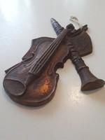 Tömör Vas Hegedű- Trombita