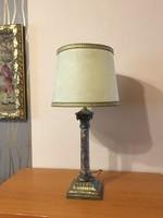 Antik asztali lámpa 1920-30 as