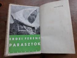 Erdei Ferenc: Parasztok (1938)