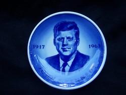 Kennedy emléktál - Royal Copenhagen porcelán