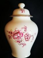 Zsolnay ritka fedeles váza