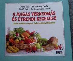 Papp-Farsang: A magas vérnyomás és étrendi kezelése, ajánljon!