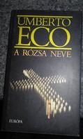 Eco, umberto: A rózsa neve, ajánljon!