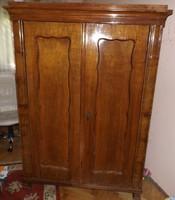 Bieder szekrény - 2 ajtós